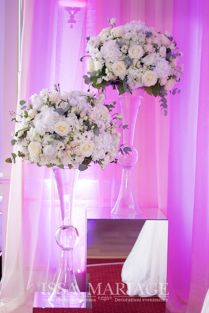 Decoratiuni Nunta Si Aranjamente Florale Impresionante