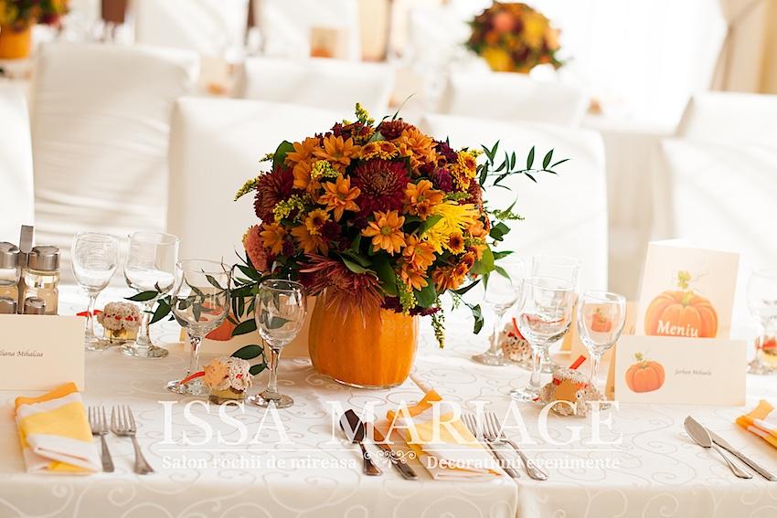 Decoratiuni Nunta Cu Elemente Si Decoruri In Culori Specifice