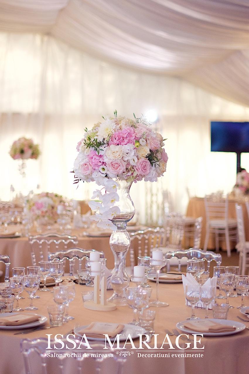 Decoratiuni Nunta Si Aranjamente Florale Speciale Decor Evenimente Issa